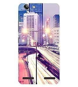Evaluze graffiti color Printed Back Cover for LENOVO K5 PLUS
