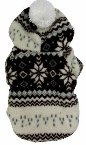 evergreens-hunde-winterjacke-schwarz-schneedesign