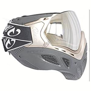 Sly Profit Thermal Paintball Mask - Titanium