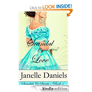 Scandal of Love (Scandals & Secrets - Book 1)