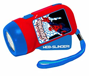 Spiderman torch light