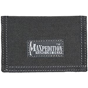 Maxpedition Micro Wallet Black - Brand New