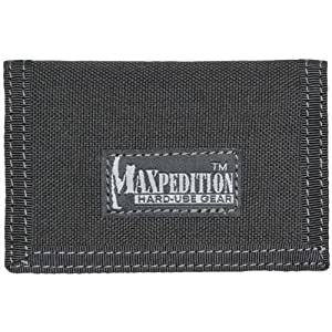 Maxpedition Micro Wallet Black - Brand New