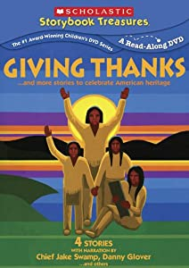 Giving Thanks and more stories to celebrate American Heritage