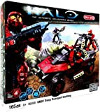 Halo Wars Mega Bloks Set #96866 UNSC Troop Transport Warthog