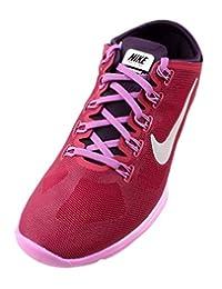 Nike Lunar Hyperworkout XT+ Womens Sport Fuchsia/Grey Athletic Sneakers