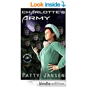 Charlotte's Army: A military science fiction novella (ISF-Allion)