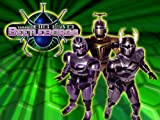 Beetleborgs: Brotherly Fright