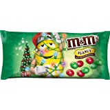 M&M's Peanut Chocolate Candies for the Holidays, 12.6-Ounce (Pack of 6)