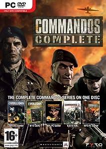 Commandos Complete (PC DVD) [Importación inglesa]