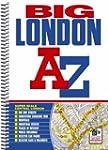 Big London Street Atlas (London Stree...