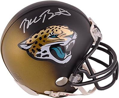 Blake Bortles Autographed Jacksonville Jaguars Mini Helmet - Fanatics Authentic Certified - Autographed NFL Mini Helmets