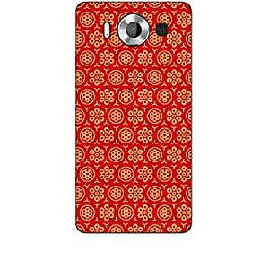 Skin4Gadgets ABSTRACT PATTERN 242 Phone Skin STICKER for MICROSOFT LUMIA 950