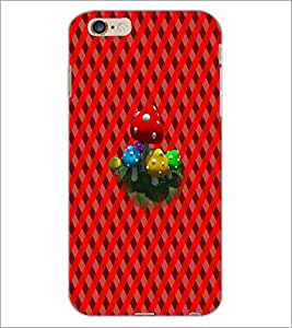 PrintDhaba Quote D-5064 Back Case Cover for APPLE IPHONE 6 PLUS (Multi-Coloured)