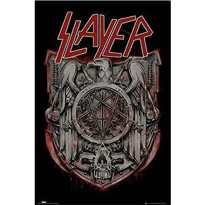 Poster Slayer  Eagle  manifesto risparmio, cartellone XXL   Valutazione del cliente