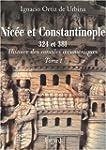 Les conciles de Nic�e et de Constanti...
