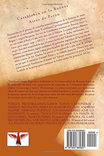 Todos van al Tabaris: Casablanca en la Buenos Aires de Perón: Volume 3 (Miradas sobre el peronismo)