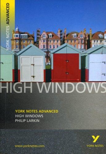 High Windows (York Notes Advanced)