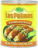 Las Palmas Enchilada Sauce, Mild, 28 Ounce (Pack of 12)