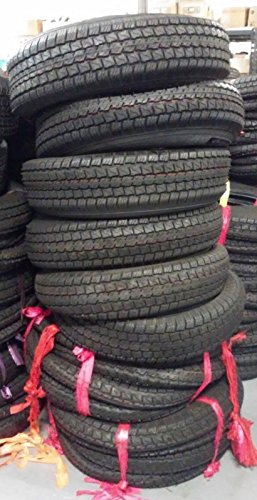FOUR NEW 13 INCH ST 175/80-13 10 PLY RATED LOAD RANGE E BIAS TRAILER TIRES 175/80D13 1758013 (175 80 D13 Trailer Tire And Wheel compare prices)