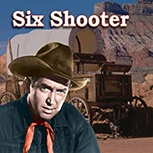 Rink Larkin Radio/TV Program by Six Shooter Narrated by James Stewart