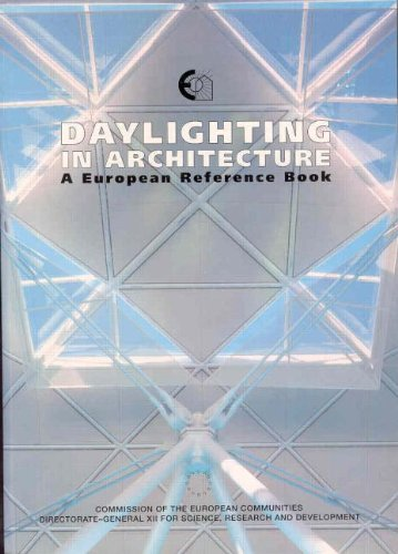 Daylighting in Architecture: A European Reference Book: 1