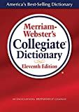Merriam-Webster's Collegiate Dictionary (Merriam-Webster's Collegiate Dictionary (Laminated))