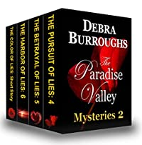 Paradise Valley Mysteries 2 Boxed Set: Books 4 To 6 Plus A Bonus Short Story by Debra Burroughs ebook deal