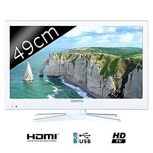 Oceanic - OCEANIC LED20W3 TV Edge LED HD 49cm (20