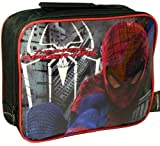 SPIDERMAN INSULATED LUNCH BAG - New