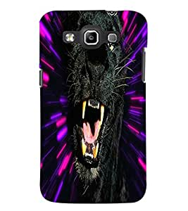 PrintDhaba Jaguar D-4378 Back Case Cover for SAMSUNG GALAXY WIN i8552 (Multi-Coloured)