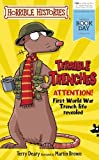 Terrible Trenches (Horrible Histories) by Deary, Terry (2014) Paperback Terry Deary