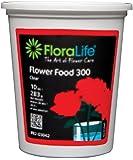 Floralife Crystal Clear Flower Food 300 Powder, 10 Ounce Tub