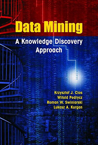 Image for publication on Data Mining: A Knowledge Discovery Approach