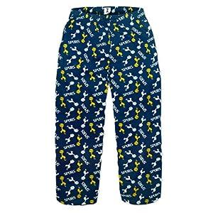 Tottenham Hotspur FC Official Football Gift Mens Lounge Pants Pyjama Bottoms from Tottenham Hotspur FC