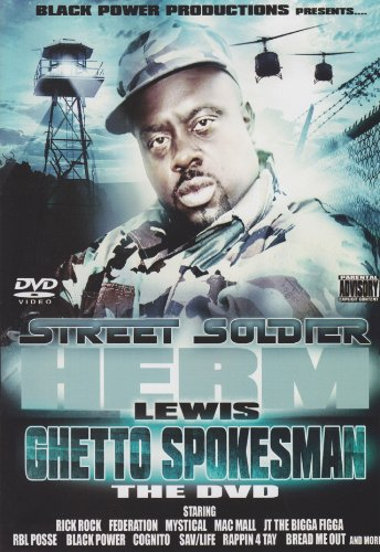 Ghetto Spokesman: Street Soldier