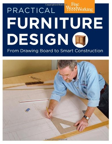 Practical Furniture Design: From Drawing Board To Smart Construction front-929707