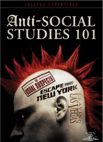 Anti Social Studies 101 (Escape from New York / The Usual Suspects / Leaving Las Vegas) (Dvd Escape From New York compare prices)