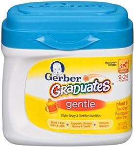Gerber Good Start Graduates Gentle Powder, Canister, 22 Ounce