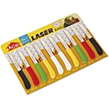 Ace Laser Knife - Serrated Edge 10 Piece Set