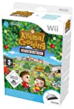 Animal Crossing Lets Go To The City + Wii Speak Microphone (Wii)