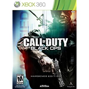 Call of Duty: Black Ops Xbox 360 Hardened Edition