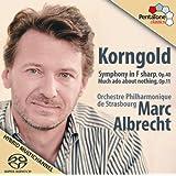 Korngold : Symphonie, Op. 40 - Viele Lärmen um Nichts, Op. 11