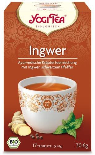 NEU-Yogi-Tee-Ingwer-schwarzer-Pfeffer-17-Teebeutel-306-g
