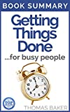 img - for Getting Things Done: Book Summary - David Allen - The Art of Stress-Free Productivity book / textbook / text book