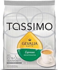 Gevalia Kaffe Decaffeinated Espresso by Kraft Foods