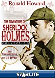 The Adventures of Sherlock Holmes Collection [DVD]