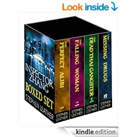 Inspector Zhang Mysteries - The Boxed Set