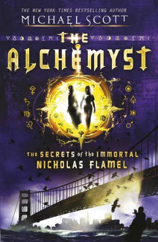 The Alchemyst (Secrets of the Immortal Nicholas Flamel, #1)