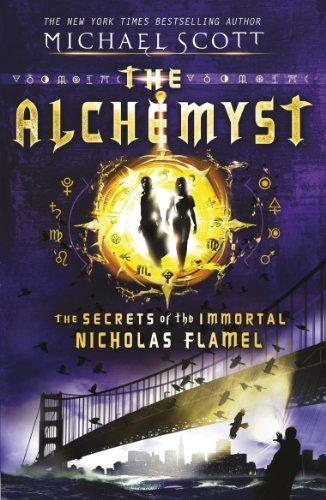 The Alchemyst (Secrets of the Immortal Nicholas Flamel, #1)
